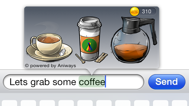 Aniways Offers A More Intelligent And Intuitive Way To Chat With Emoticons