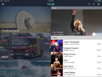 Location-Based Social Networking App Ban.jo Goes 4.0 With New Design And More