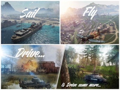 Sky Gamblers Creator Atypical Games Summons You To Gain Battle Supremacy