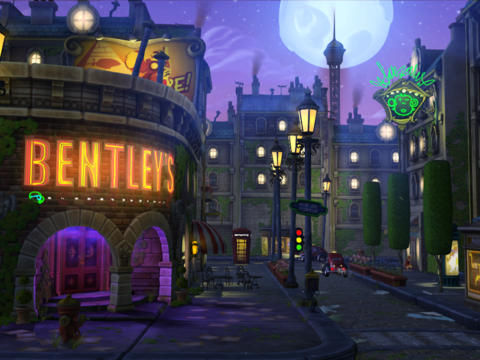 Sony Unpacks iOS Edition Of Sly Cooper Arcade Mini-Game Spin-Off Bentley's Hackpack