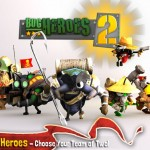 Bug Heroes Sequel Set To Be Unleashed By Foursaken Media In February