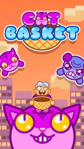It's Literally Raining Cats And Dogs In Retro Dreamer's Cat Basket Arcade Game