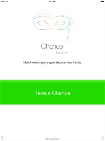 Take A Chance With This New Chatroulette-Meets-Snapchat App From Just.me