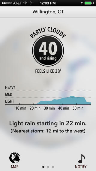 With Its 4.0 Update, Dark Sky Turns Into A Full-Featured iOS 7-Optimized Weather App