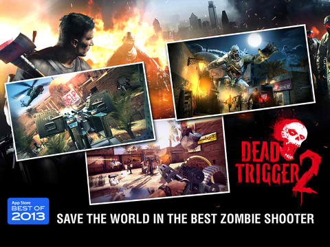 Madfinger's Dead Trigger 2 Gets A Shot Of Adrenaline With Huge New Update