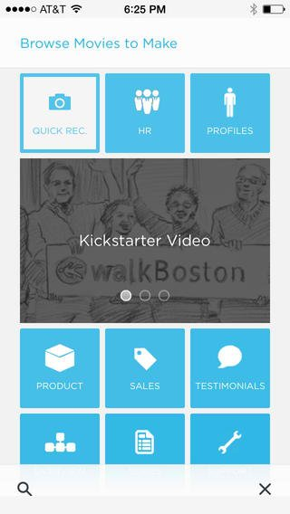 Storyboard-Driven Video Creation App Directr Gets Directed Toward Business