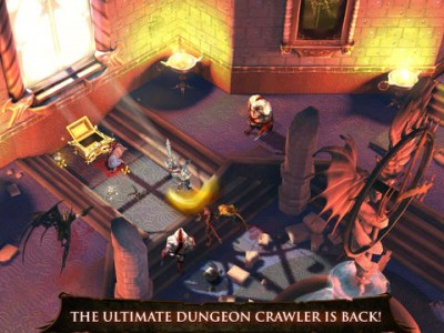Popular Hack-And-Slash Game Dungeon Hunter 4 Goes Hardcore In New Update
