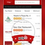 Eat24 Food Delivery And Takeout App Updated With iOS 7 Redesign And More Features