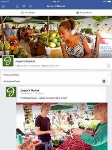 Facebook Pages Manager Updated With Photo Post Scheduling Feature