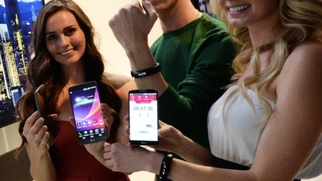 LG's Own FuelBand-Inspired Lifeband Touch Makes An Appearance Online