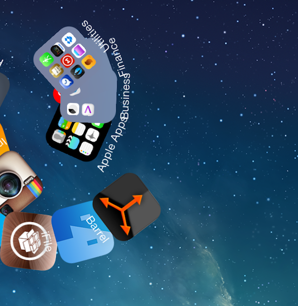 The Popular 'Reason To Jailbreak' Barrel Updated For iOS 7, iPhone 5s