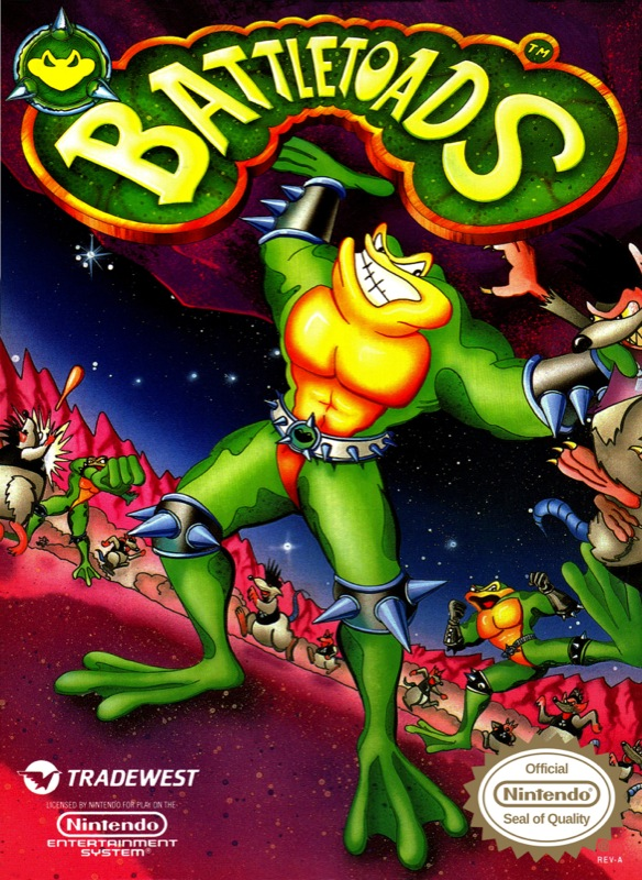 Toad Rider Featuring Battletoads To Reach The App Store Next Month