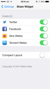 Cydia Tweak: Bring Facebook, Twitter Widgets Back To Notification Center