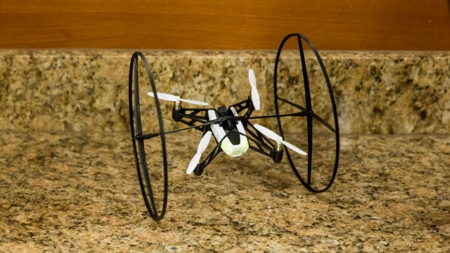 Parrot Unveils Impressive New MiniDrone Quadcopter At CES 2014