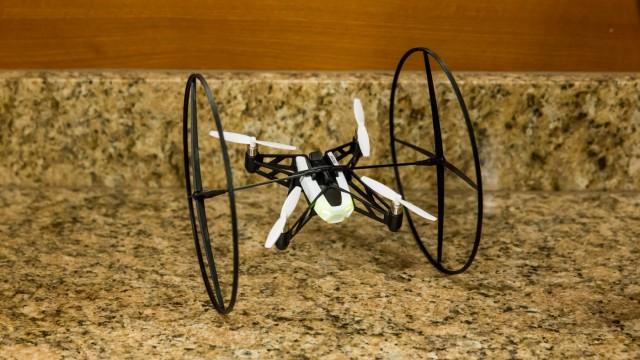 Parrot Unveils Impressive New MiniDrone Quadcopter At CES 2014