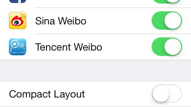 Cydia Tweak: Bring Facebook, Twitter Widgets Back To Notification Center