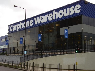 Take That, Apple: Over 60 EU Carphone Warehouse Stores To Sell Samsung Products Only