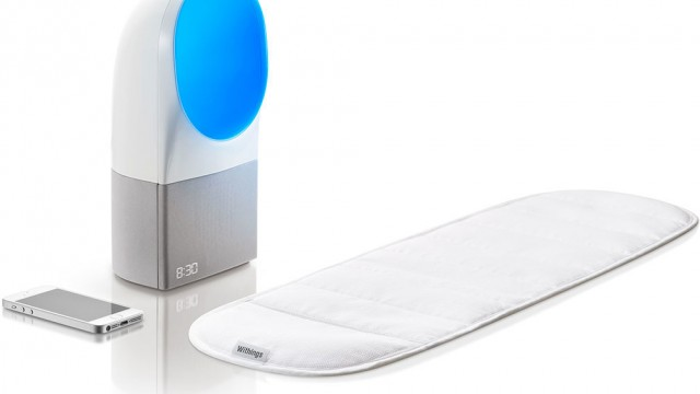 Withings Takes The Covers Off Its New Smart Sleep System At CES