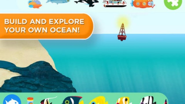 MarcoPolo Ocean Offers A 'Digital Sandbox' Adventure For Younger iDevice Users