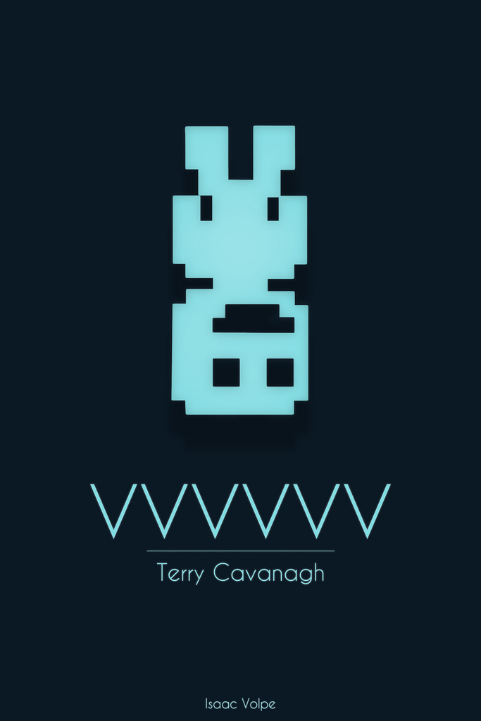 Super Hexagon Creator To Bring VVVVVV iOS Port To The App Store In 2014