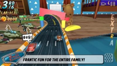 Ready, Set, Go! Miniature Mayhem Awaits In Rail Racing For iOS