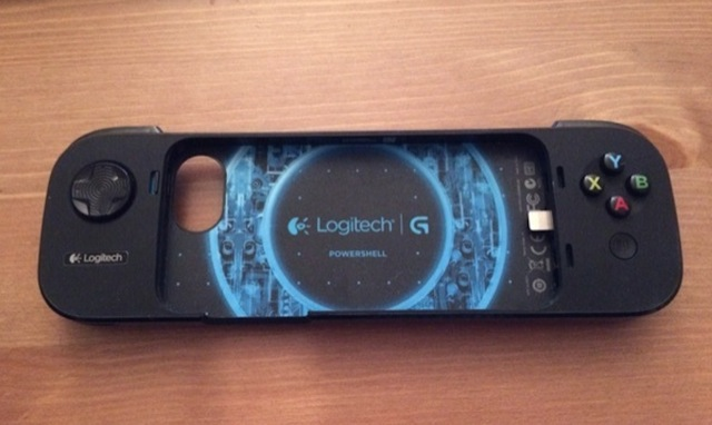 Review: Is Logitech's PowerShell A Decent Starting Point For iOS Gamepads?