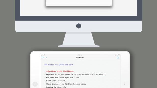 Markdown: A Brand New Markdown Editor For iOS And OS X
