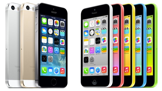 The iPhone 5c Has Lifted iPhone 5s Sales