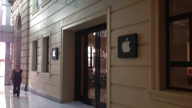 Ahead Of Launch, Images Of Brisbane's Flagship Apple Retail Store Surface Online