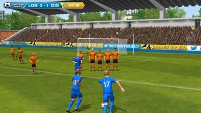He Swipes, He Scores: New Football Kicks Title Launches In The US App Store