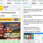 Cydia Tweak: Launch Favorite Apps From Notification Center Using Apptray