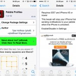 Cydia Tweak: Pebble Profiles Silences Notifications When Your iDevice Is Unlocked