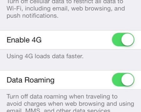 Got An iPhone 5s? Chances Are You're A Data Hog, Too