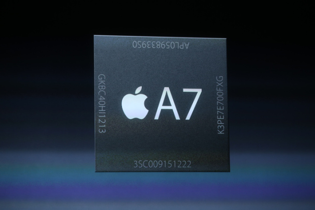 Taiwanese Companies Secure Packaging Orders For Apple's A8 Processor