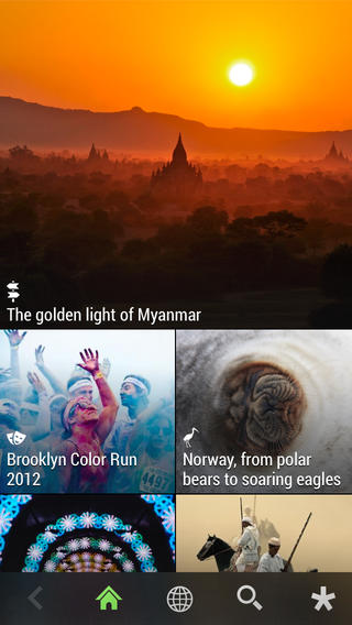 Fotopedia Reporter Updated To Version 2.0 With Universal Support For iPhone