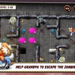 Age Doesn't Matter In The New Casual Puzzle Game Grandpa And The Zombies