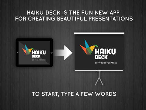 Haiku Deck Presentation App Gains New Editing Options And Other Improvements