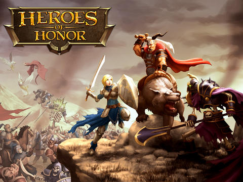 Evolve Your Heroes Of Honor And Engage In Real-Time Battles In This New iOS Game