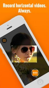 New Horizon Camera App For iOS May Just Be The Cure For Vertical Video Syndrome