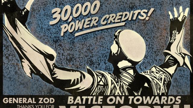 Injustice: Gods Among Us Celebrates A Huge Milestone, Offering Free Power Credits