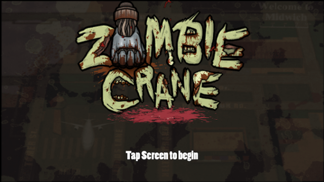 Quirky App Of The Day: Slam, Explode And Juice The Undead In Zombie Crane Defense