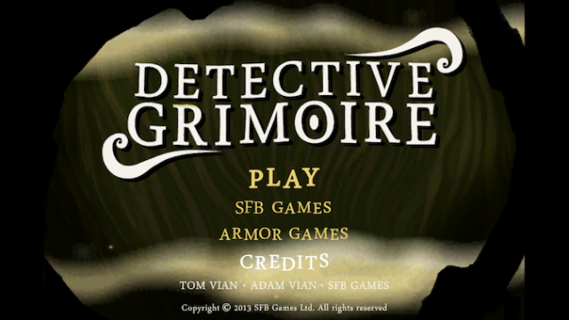 Quirky App Of The Day: Solve The Case Of Boggy Bog With Detective Grimoire