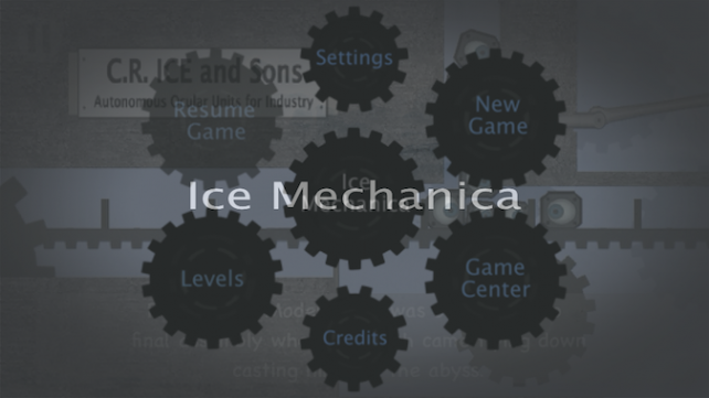 Quirky App Of The Day: Enjoy The Slippery Nature Of Ice Mechanica