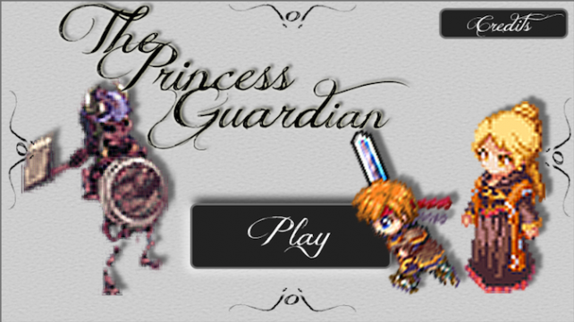 Quirky App Of The Day: Fight Endless Waves Of Evil Warriors In The Princess Guardian