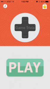 Quirky App Of The Day: Game Trivia Will Show How Savvy You Are