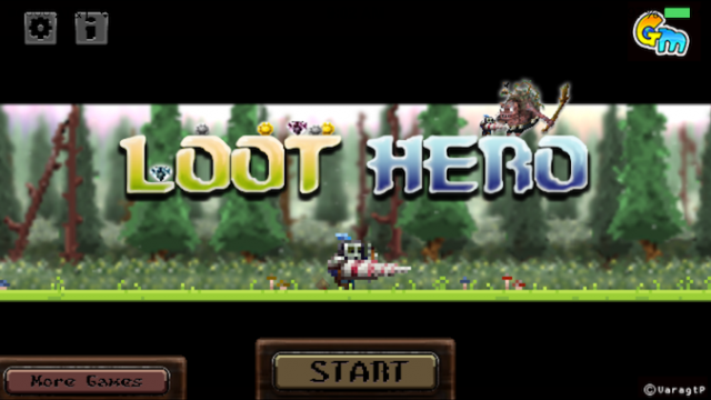 Quirky App Of The Day: Grab Treasure And Slay Dragons In Loot Hero