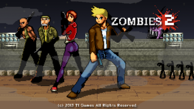 Quirky App Of The Day: It's Survival Of The Fittest In Zombies 2