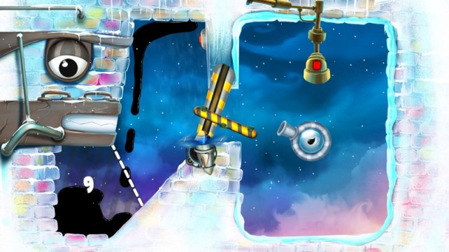 Slip And Slide Your Way Through The Challenging Puzzles In Feed Me Oil 2