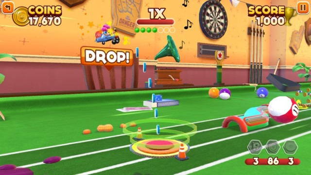 Help Joe Danger And Friends Get To Infinity And Beyond In Joe Danger Infinity