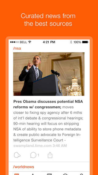 Check Out What's Inside This Newly Released News Summarization App For iOS